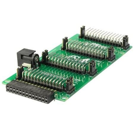 piface pirack circuit rack for raspberry pi digiware store