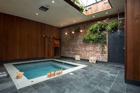 japanese bath house design former auto body shop transformed into zen bathhouse