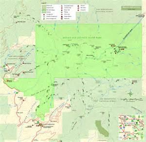 san jacinto map mount san jacinto state park map 25905 highway 243
