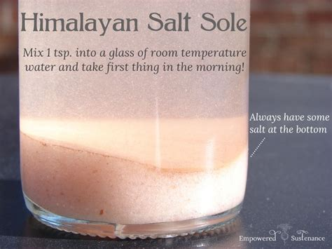 how to use himalayan salt l himalayan salt benefits how to use it for all that ails
