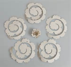 Handmade Corsage - handmade seeded paper flower corsage kit pack of 5 flowers