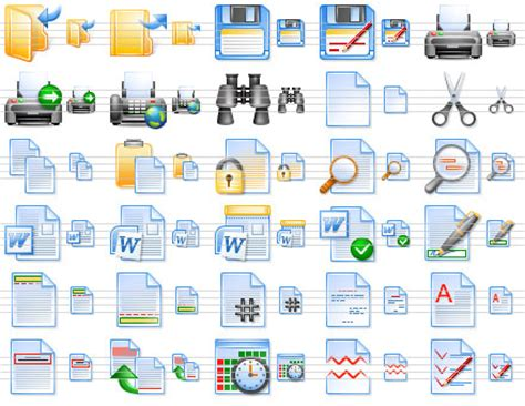Microsoft Home Office 2257 by Office Icons 2009 3 Bei Freeware