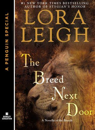 the breed next door breeds book 6 by lora leigh book