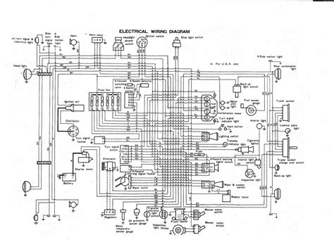 fj40 wiring diagram efcaviation