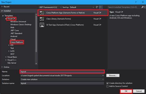 xamarin login layout design login page using xaml in xamarin forms