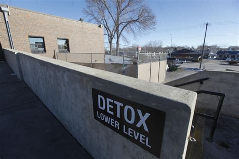 Dakota County Detox Center pennington county s detox center the budget and the