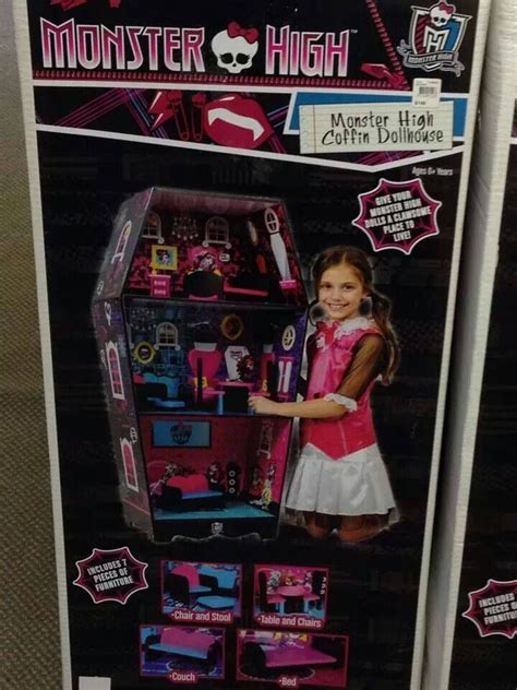 monster high dolls houses parties fashion and dolls on pinterest