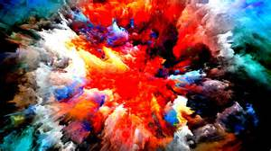 explosion of colors pin explosion of colors wallpaper from hd abstract