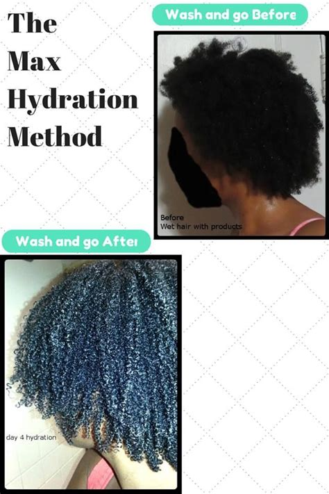 7 day hair hydration challenge1010100101010101010101010 hairstyles with max hydration method mzansifro maximum