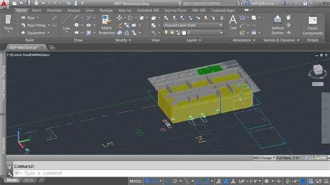 tutorial autocad mep autocad mep essential training