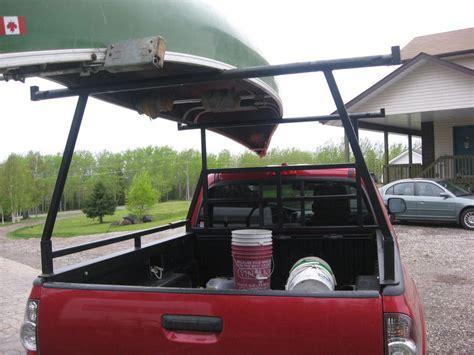 Diy Truck Ladder Rack by Canoe Rack For Tacoma Ftempo