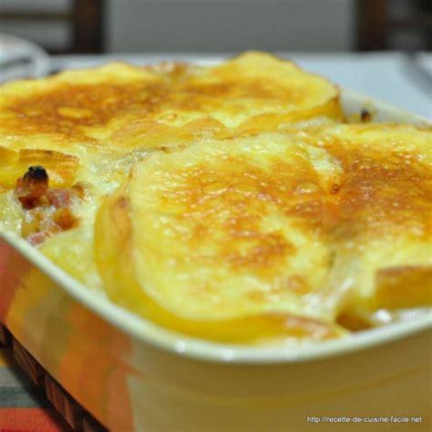 recette de cuisine all馮馥 recette tartiflette etape 27 recette facile