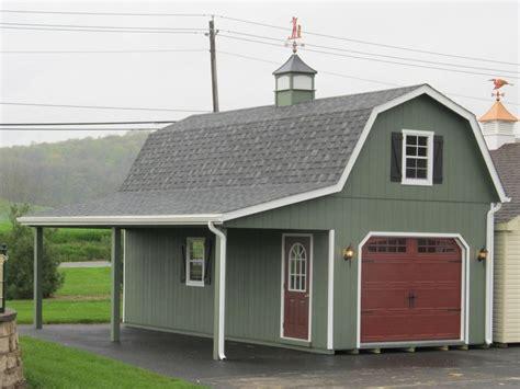 stoltzfus structures  story single car garages