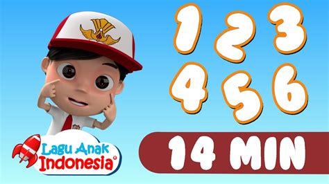 Lagu Anak Indonesia lagu berhitung satu dua tiga lagu anak indonesia lagu