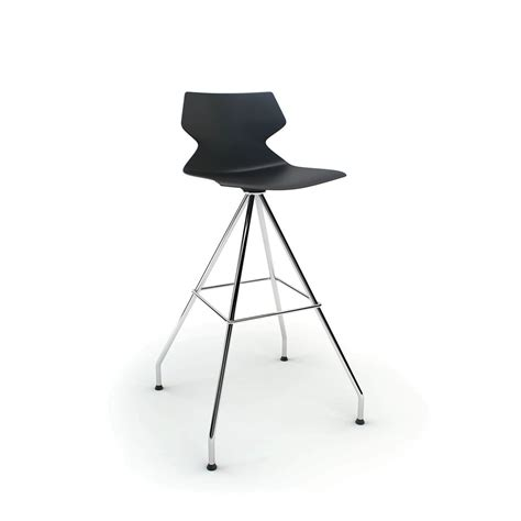 fly bar stool fly bar stool swivel base by konfurb business interiors