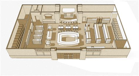 interior space planning interior grocery store design market space planning ma