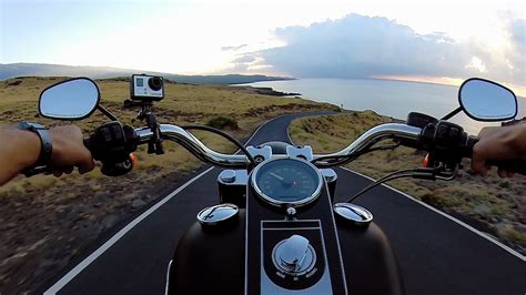 Gopro Motorrad by Gopro Road To Hana On A Motorcycle