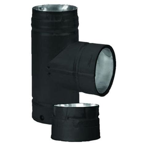 duravent pelletvent multi fuel 3 in chimney vent with