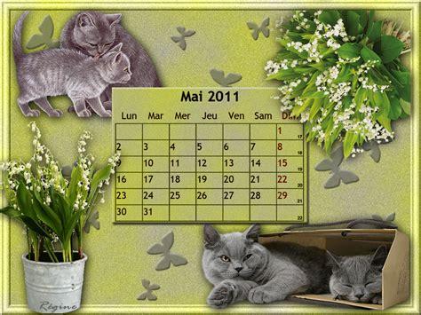 Calendrier Mai 2011 Calendrier Fonds D 233 Cran Mai 2011