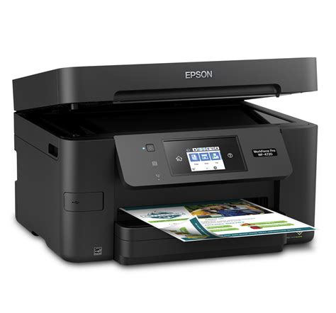 Printer Epson All In One Infus epson workforce pro wf 4720 all in one printer inkjet