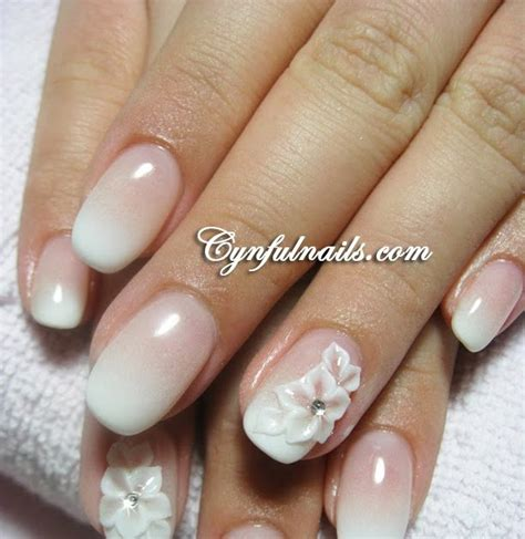 Airbrush Nail by Cynful Nails Airbrush Nail Designs