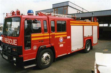fire engines  devon volvo flsaxon