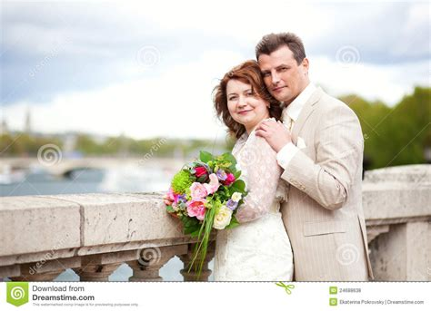 Just For Couples Happy Just Married Royalty Free Stock Photos
