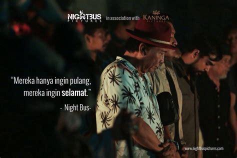 cerita film night bus night bus drama thiller di tanah konflik perang