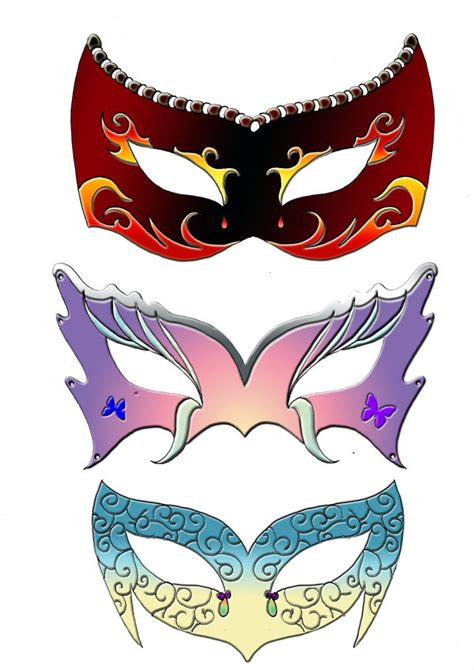 design for mask masks design by darla illara on deviantart
