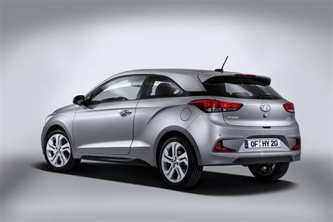 Hyundai I 20 by Hyundai Revealed New Generation I20 Coupe The Korean Car