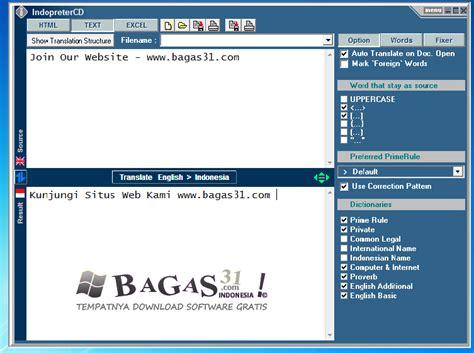 bagas31 excel download kamus indopreter pro 3 full cracked tkj home