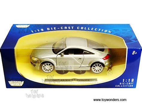 Audi Tt Coupe Silver Metalic Diecast Kinsmart Produk Berlisensi 2007 audi tt coupe top by motormax 1 18 scale diecast