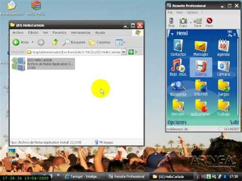tutorial hack symbian hack nokia symbian s60 v3 con rompatcher tutorial youtube