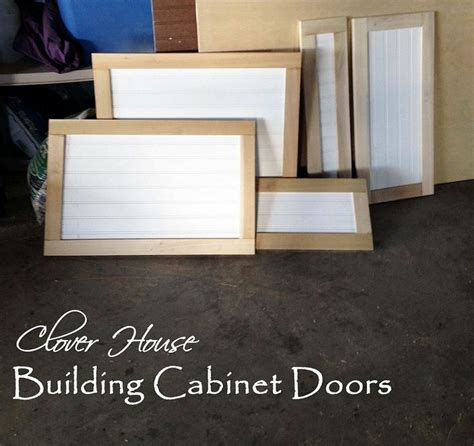 kitchen cabinet door makeover kitchen cabinet makeover part 3 building cabinet doors
