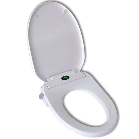 Automatic Bidet by Automatic Electronic Toilet Seat With Bidet Function