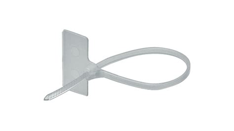 thomas betts deutschland ty553m kabelbinder mit markierfeld 24 mm 102 mm natur