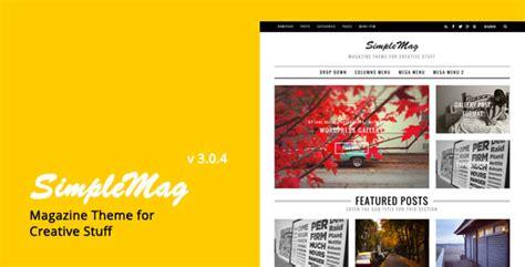 themeforest free download newsmag v3 2 news magazine simplemag v3 0 4 free download themeforest downtechz