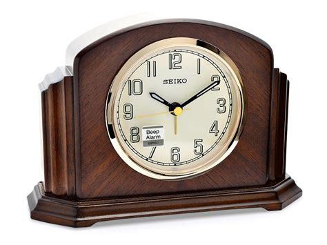 seiko wooden mantel clock c1894 f hinds jewellers