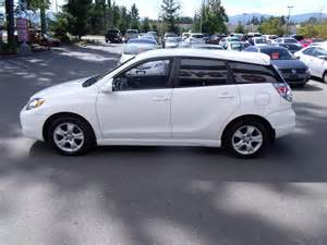 Matrix Toyota 2007 2007 Toyota Matrix Xr 9998 Courtenay Rice Toyota