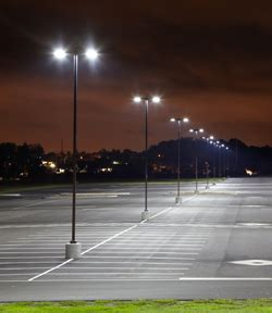 parking lot lighting solutions parking lot lighting highland park electric