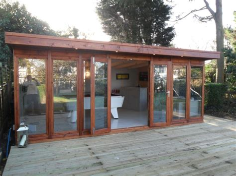 Pool Shed Ideas by Outdoor Games Room Bakers Timber Buildings
