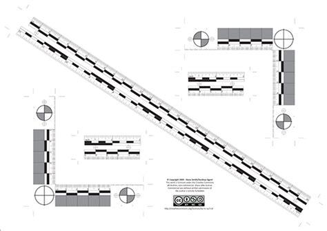 printable evidence ruler forensic rulers destinys agent blog
