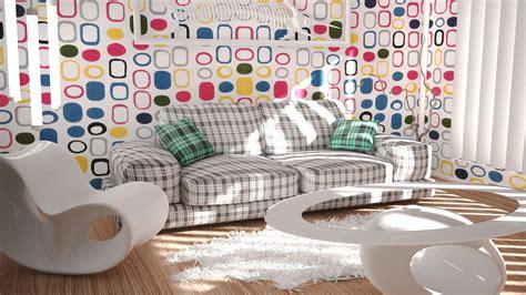 papel pintado para salon blanco ideas para decorar con papel pintado tus paredes