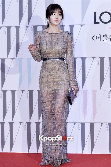korean actress gown nam gyu ri escada jung kyung ho pinterest dresses