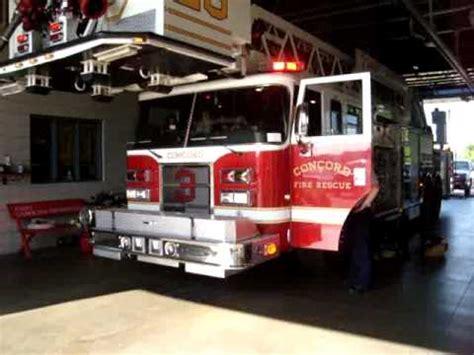 fire trucks monster truck monster fire truck siren and horn youtube