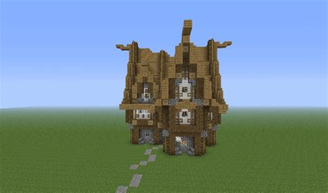 medieval minecraft house medieval house 2 minecraft project
