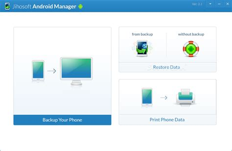 mobile android manager jihosoft android manager