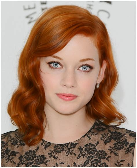 ginger s what s trending in hair more with mindie