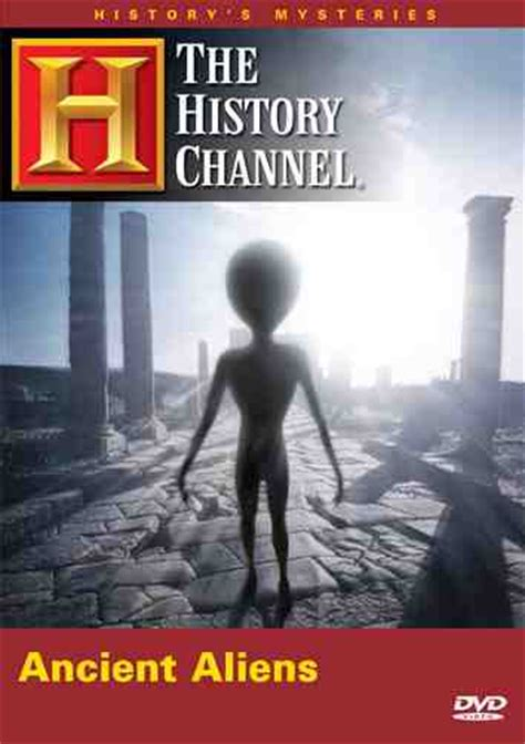 Chanel Allins ancient aliens history channel 2008 review politicoid