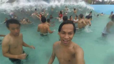 Gopro Xiaomi Malang hawai waterpark malang tsunami with xiaomi yi edit gopro